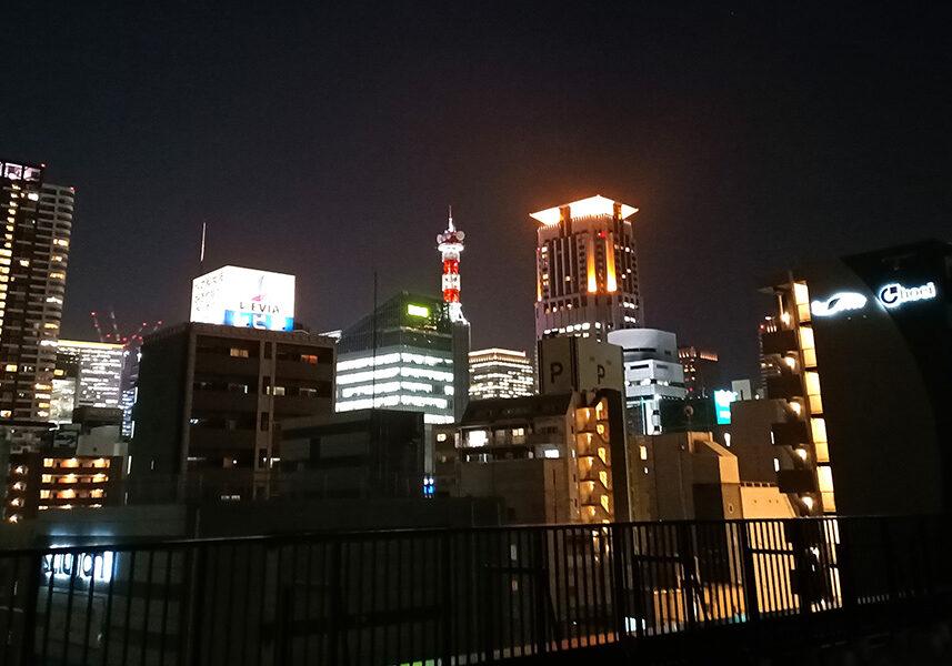 ソラック_屋上レンタル夜景